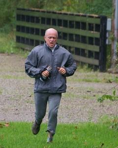 Training for the marathon in Ireland